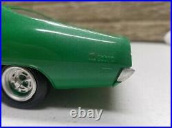 1970 1971 Ford Torino Cobra DEALER Promo GREEN VGC