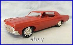 1970 Chevrolet Impala Hardtop Promo Cranberry