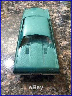 1971 Chevy Impala 454 Gm Dealership Plastic Promo Car 1/25 Model Amt Mpc Johan