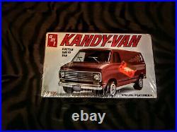 1977 Kandy- Van. Chevy model van (Sealed)