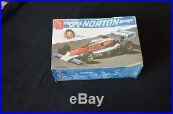 1978 AMT Penske PC6 Model Indy Car Kits (3) Mears, Unser, Andretti
