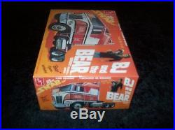 1980BJ AND THE BEAR1/32 SCALE SNAP FIT MODEL KIT BY LESNEY AMT CORP, MIB/SEALED