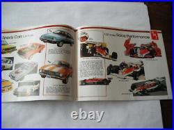 1980 Amt Dealer Catalog 39 Pages Star Trek Kenworth Peterbilt Model Kits