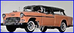 1 1955 Chevy Built Nomad Car 1956 Wagon Pickup Truck 24 Belair 18 1957 Model 12
