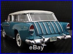 1 1955 Chevy Built Pickup Truck Nomad Car Model 24 BelAir 12 1957 1956 25 Promo