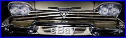 1 1957 8 Dodge Plymouth Chrysler Built Car 24 Vintage 43 Model 18 Concept 12