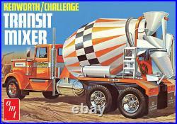 1/25 AMT 1215 Kenworth Transit Mixer Model NO CANADA SALES PRE-ORDER FEBRUARY