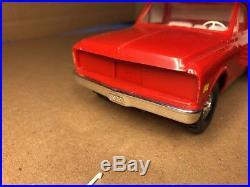 1/25 AMT 1969 Chevrolet CST 1 Ton Camper Special Built Very Cool VHTF