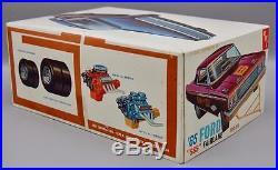 1/25 Amt'65 Ford Sss Fairlane 3 In 1 Model Kit Unbuilt In Box #t310-200