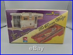 1/25 AMT ERTL Open Road Camper And The Racers Wedge Model Kit 2008 Issue F/S HTF