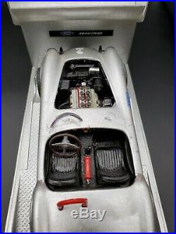 1/25 AMT Ford LNT-8000 Racing Transporter TEAM Cobra Built JUNKYARD Models