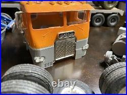 1/25 AMT Freightliner Allied Van Lines COE Day Cab built truck Over 300 Trucks