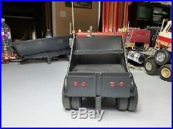 1/25 AMT Freightliner COE Bush Mobile Home Toter built truck junkyard