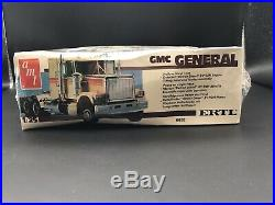 1/25 AMT GMC General F/S Kit #6659 1979 Issue