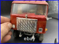 1/25 AMT GMC Wide Grill 5 Star Astro-Dyne Custom Built Junkyard Wheels Roll