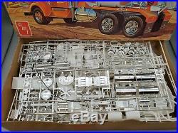 1/25 AMT Kenworth Challenge Transit Mixer T559 1971 issue O/C