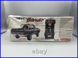 1/25 AMT Matchbox Chevy Bandit Kit #PK-4631 1982 Issue F/S