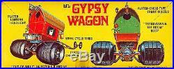 1/25 AMT Models LI'L GYPSY WAGON 1960's Hot Rod Show Car