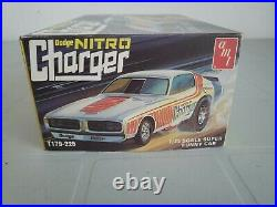 1/25 AMT NITRO CHARGER funny car T179-225 dodge