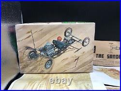 1/25 AMT The Sandbagger Kit #T203-200 1968 Issue O/C Rare Kit