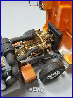 1/25 AMT Union 76 Mack COE Cruiseliner Built Junkyard Wheels Roll