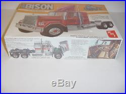 1/25 AMT Vintage Chevy BISON Model Truck Kit NIB! Sealed! New Old Stock