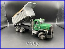 1/25 ERTL IH 5000 PayStar Montone Dump Bed Resin Floats 10 Hole Budd Drives