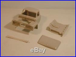 1/25 Ford F 700 truck 1961 Resin cab conversion for AMT kit limited edition #60
