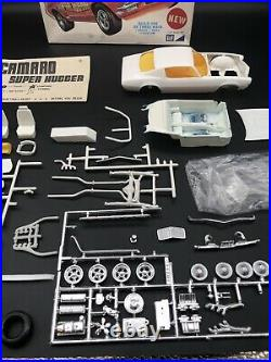 1/25 MPC Camaro Super Hugger Kit #738 1970 Issue AMT Y720 Decals Bolero Camaro