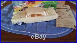 1/25 Model Car Kit Vintage Amt Models 1958 ford hardtop