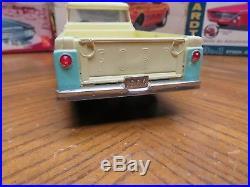 1/25 Original Amt 1960 Ford Pickup Nice Clean Built Up Model