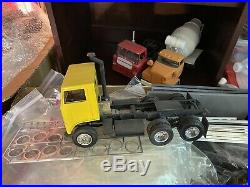 1/25 Resin Ford W Day Cab Nice Junkyard truck Yellow Ford ONLY Over 300 Trucks