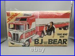 1/32 AMT BJ And The Bear Kit #7705 1980 Issue Bear Figure Included F/S
