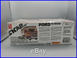 1/32 AMT Matchbox PK-6805 Ford CL-9000 Snap-fit 1982 issue F/S