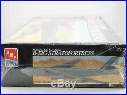 1/72 Scale Model Kit AMT Ertl 8625 Boeing B-52G Stratofortress B52 Bomber SEALED