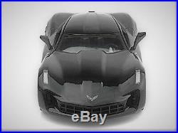 1 Chevy Vette Model 25 Corvette Chevrolet Built Car 24 1963 1967 Retro Design