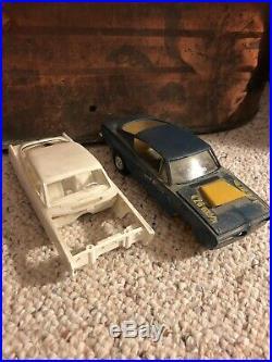 2 Vintage AMT MPC Barracuda Models, Prebuilt kits