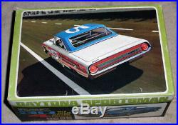 50 year old AMT 1964 Ford Galaxie 3in1 DAYTONA SPORTSMAN kit 100% & unbuilt