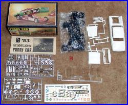51 year old AMT 53 STUDE MR SPEED funny car kit unbuilt complete