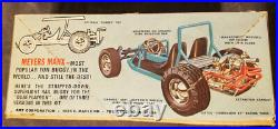 51 year old AMT Meyers Manx Dune Buggy VERY RARE EDITION from 1970 100% complete