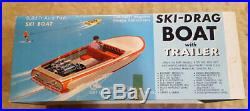 57 year old AMT Rayson Craft SKI -DRAG boat 100% complete