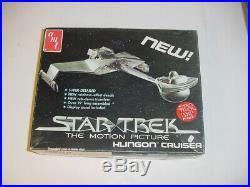 5 Star Trek Model Kits WithBoxes! Never put together