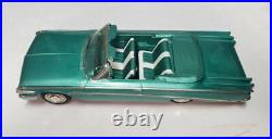 61 year old AMT 1960 Ford Edsel Ranger convertible nicley built