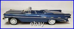 62 year old AMT 1959 Pontiac Bonneville convertible nicley built