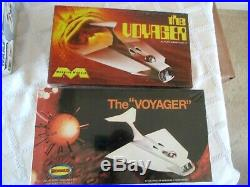 7- Space-sci-fi- Spacecraft Model Kits- Space 1999- Lost In Space- Star Wars Toy