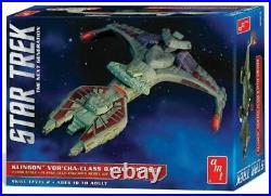 AMT1027 11400 Star Trek Klingon Vor'cha class battle cruiser