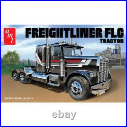 AMT 1195 Freightliner FLC Semi Tractor 125 Scale Model Kit AMT