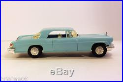 AMT 1956 Lincoln Continental MARK II Dealer Promo Car Powder Blue 125 Scale