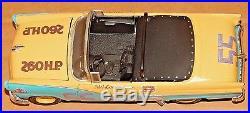 AMT 1957 Daytona Beach Convertible Race #55 Mel Larson 1956 Ford 1 Of A Kind