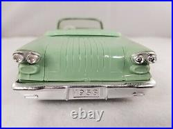 AMT 1958 Pontiac Bonneville Convertible Promo Model Car with Original Box